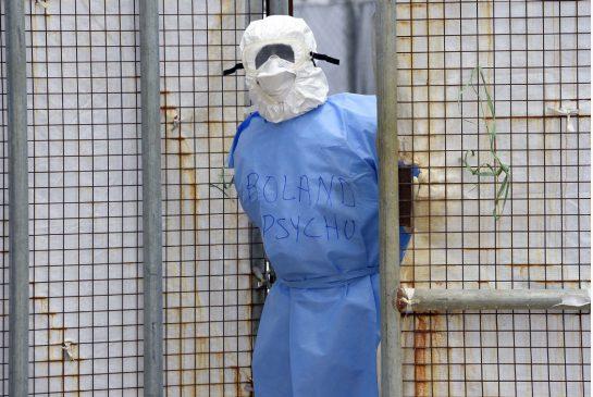 ebola(リベリアで)image
