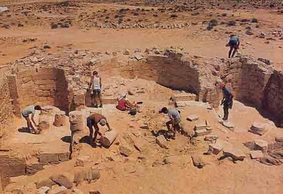 豆な(ヨルダンでの1世紀ごろの教会発掘)image