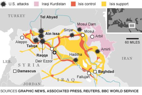 予言(イランとシリアのISIS)image