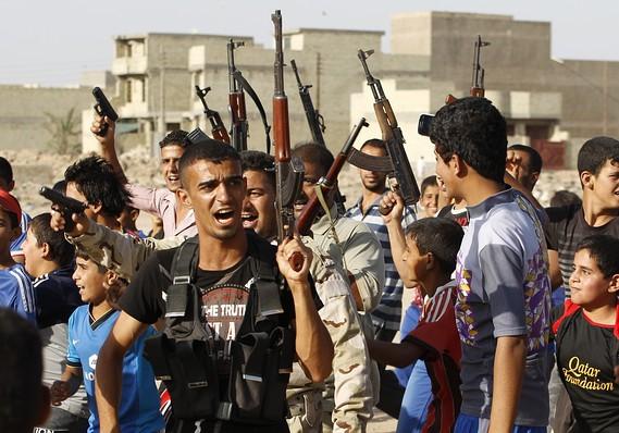 予言(2014年8月アッシリア系キリスト教徒がISに対抗を決意)image