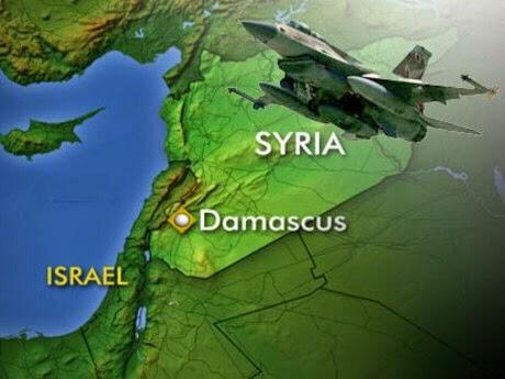 予言(シリアとイスラエル)image