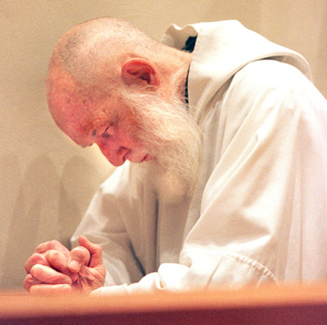 もう一人の(修道士の祈り)image