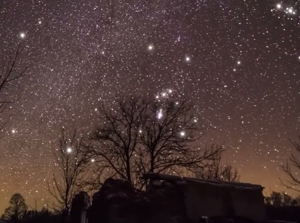 オリオン(夜空の)image