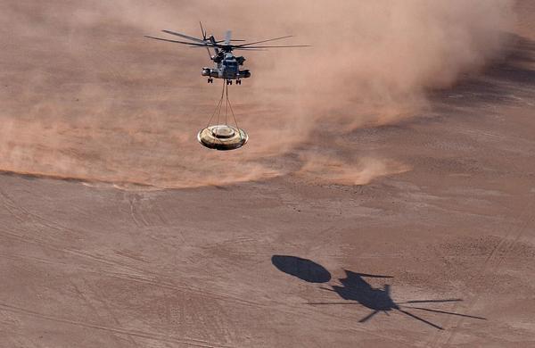 オリオン2(軍ヘリが運ぶもの)image