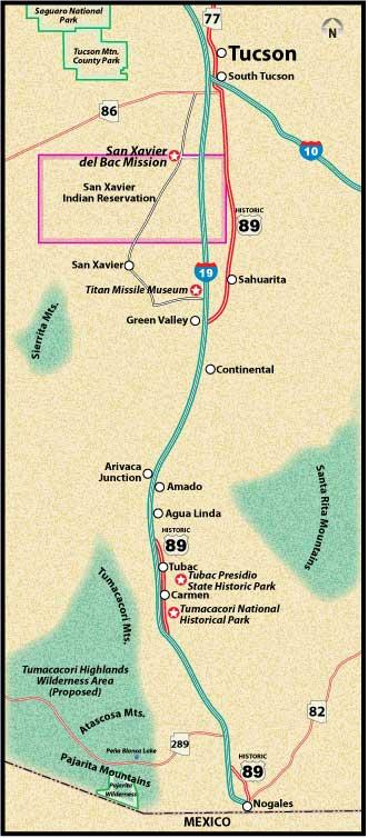 オリオン3(ツーソンからメキシコに至る道)image