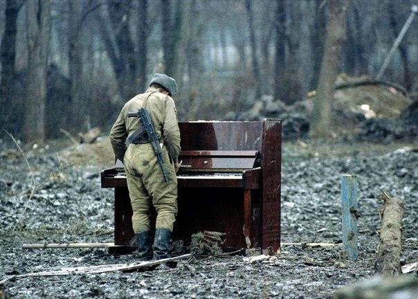 そこはかとなく(1994年チェチェン侵攻の時のロシア兵)image