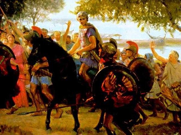 アレクサンドロス(3世の絵画)image