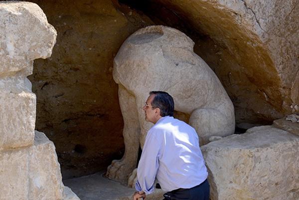 アレクサンドロス(ギリシアの発掘2)image