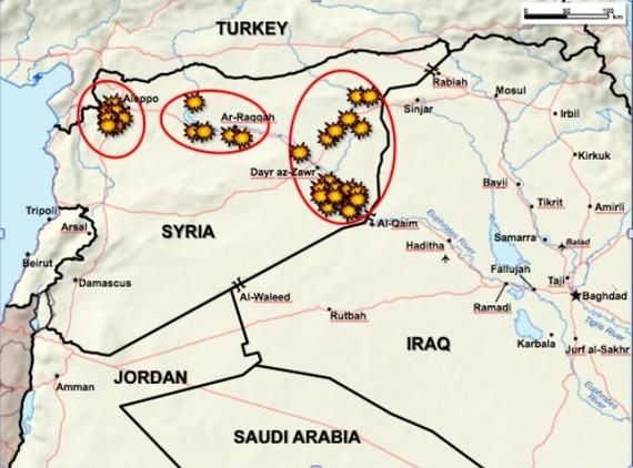 アレクサンドロス(シリアへの爆撃地点)image