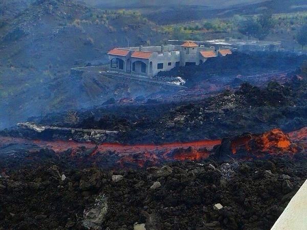 フォゴ(20141208の溶岩)image