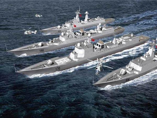 無題(中国海軍の1情景)image