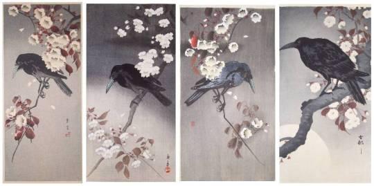 からす(日本の絵画)image