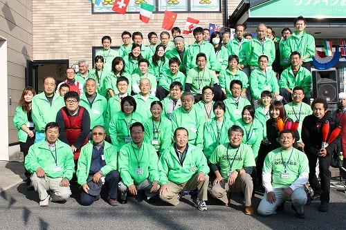 2013スタッフ集合サナップ