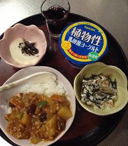 今日のトモヤの夕ご飯^^