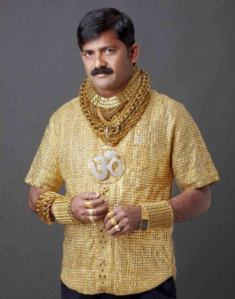 黄金のシャツ