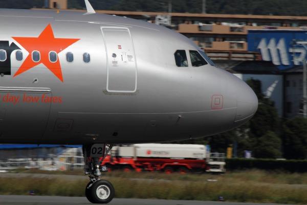 GK A320-232 JA02JJ RJOM 131028 01