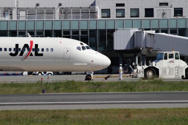 JAL MD90-30 JA002D 101010 004