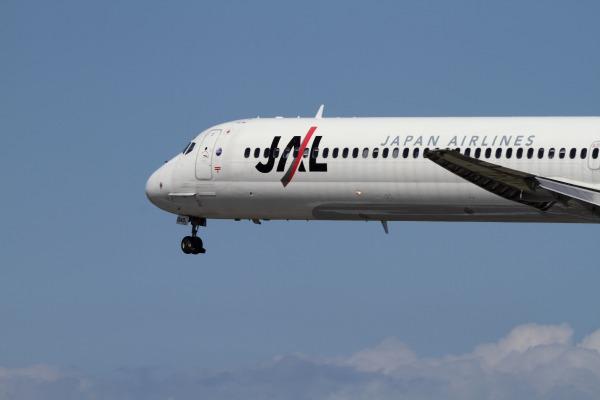 JAL MD90-30 JA004D RJOM 101010 011