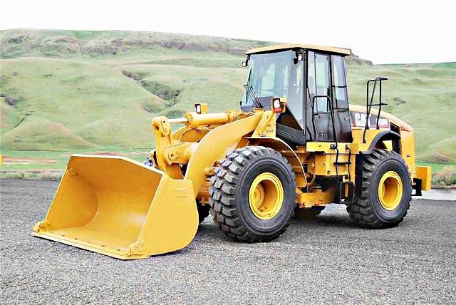 CATホイールローダ(950H)