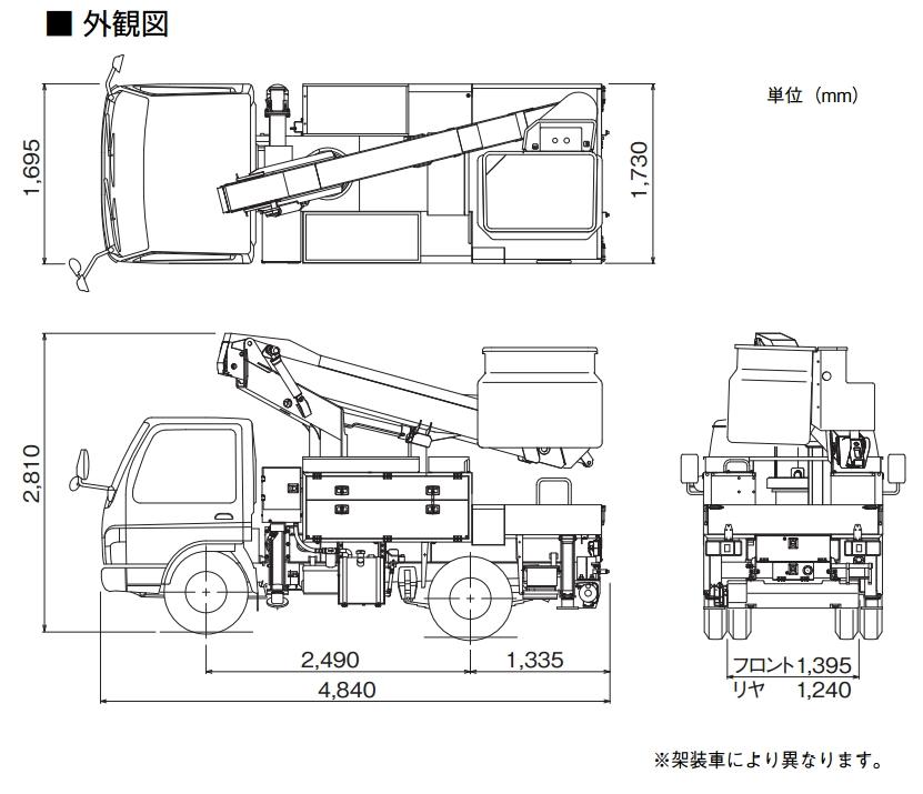 TADANOスカイボーイ(AT-110TTE)