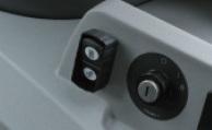 油圧ロックスイッチ