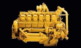 Cat3512B-TAエンジン