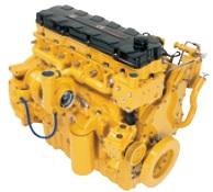 CAT C9 ACERTエンジン