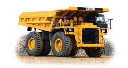 CATダンプトラック(785C)