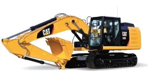 CAT油圧ショベル(320E・320E L)