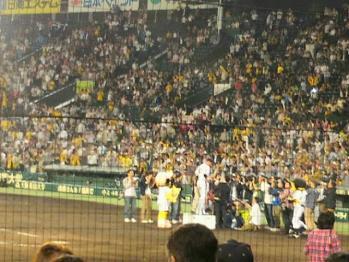 絵日記5・31ロッテ勝ち2