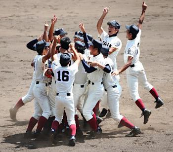 絵日記8・23高校決勝2
