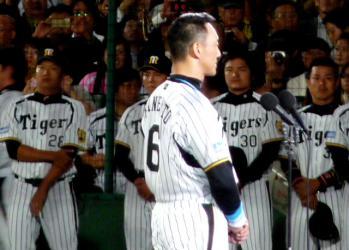 絵日記10・17兄貴引退9