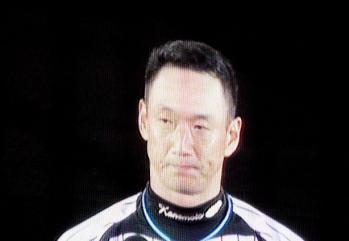 絵日記10・18兄貴引退1