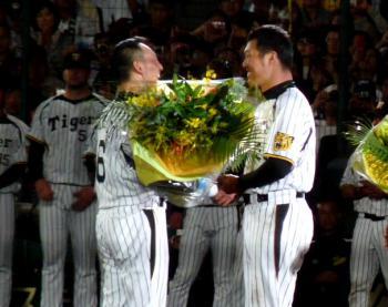 絵日記10・18兄貴引退9