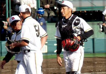 絵日記11・25OB勝利3