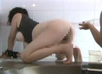 往年の名作 シ●ターL 浣腸、脱糞シーンのみ抜粋 - エロ動画 アダルト動画