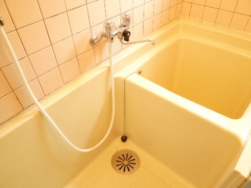 サントピア高取 風呂
