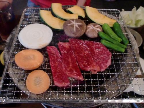 ロース&焼き野菜(たじま屋)120430_convert_20120430195745