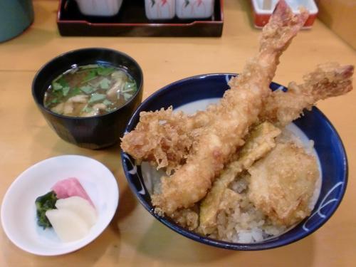海老天丼(北新地 天富)120712_convert_20120712194800