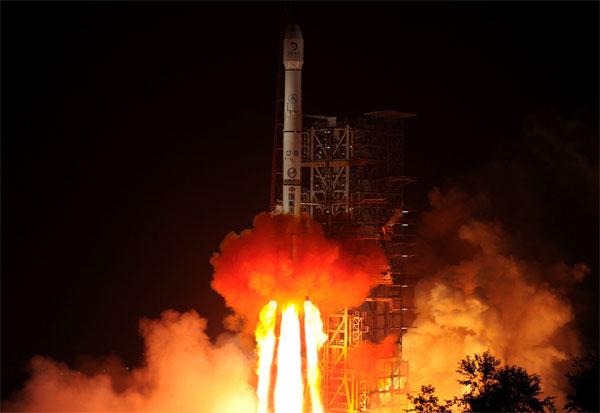 【悲報】日本、中国に宇宙技術分野で後れをとる