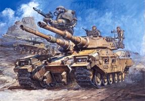 日本の主力戦車・10式戦車がザクⅡに勝つにはどれぐらい数がいるの?
