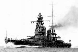 戦艦大和真上に広島に落ちた原爆落としたらどうなってた?