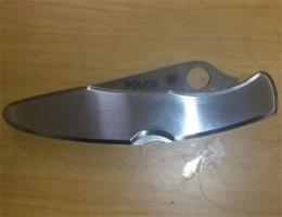 久しぶりにナイフ買った