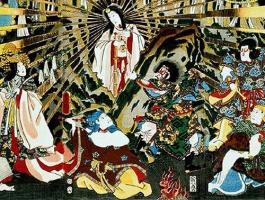 ゼウスは雷落とせるけど日本の神ってなにが出来るの?