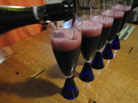 発泡ワイン