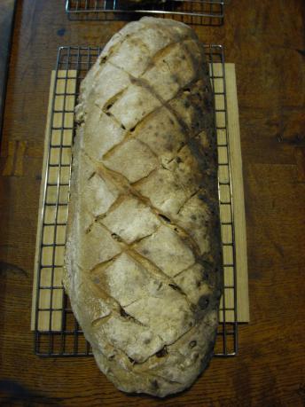 キャンドルナイト4:石窯パン