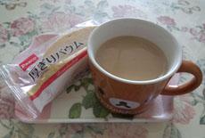 母 お茶1