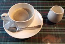 カンパーニュ コーヒー