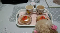 お茶の時間1