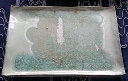 大昔作った陶板